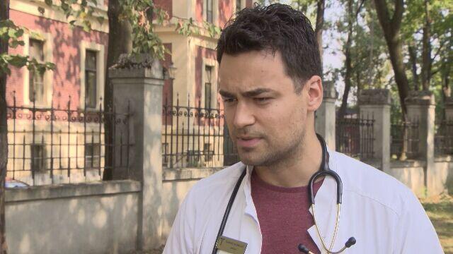 Strajk głodowy lekarzy rezydentów