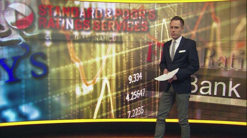 Agencja Standard & Poor's obniża rating