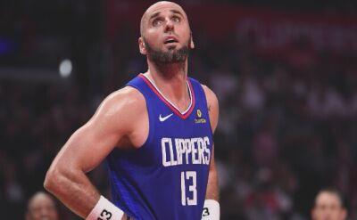 Gortat gra w Clippers