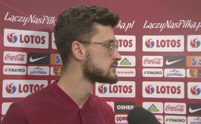 Klich: mecz z Portugalią będzie ważny odnośnie eliminacji