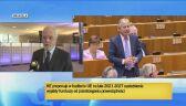 Olbrycht o głosowaniu dotyczącym rządów prawa