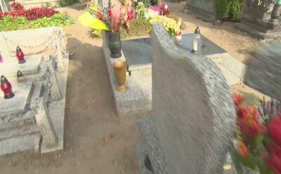 Cmentarz widmo. Przez 21 lat nie pochowano tu nikogo