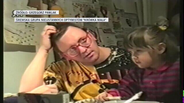 Owsiak w 1993 roku o swoim wizerunku