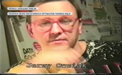 Owsiak, WOŚP i sztab - w 1993 roku
