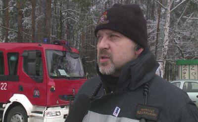 Strażacy apelowali o pomoc w poszukiwaniach