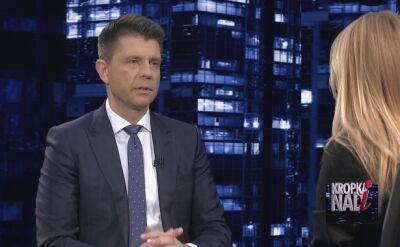 Petru: nie chcę, by Nowoczesna była partią socjalistyczną