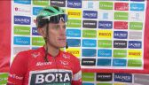 Politt po wygraniu wyścigu Deutschland Tour