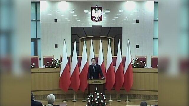Prezydent: mamy sytuację, w której pewna grupa elity sędziowskiej uważa się za bezkarną