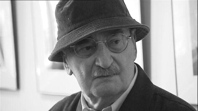 Zmarł Sławomir Mrożek.  Spocznie w Krakowie