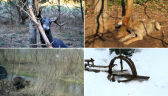 Straż Leśna rusza na walkę z kłusownikami. Bo wnyki to zagrożenie nie tylko dla zwierząt