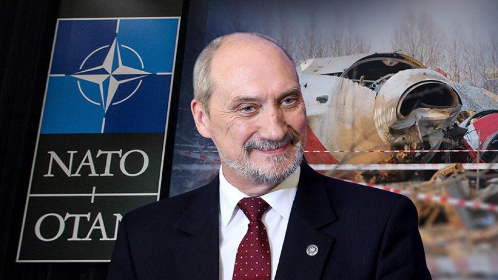 Macierewicz mówi o pomocy NATO ws. Smoleńska. Waszczykowski: nie mają takich instrumentów