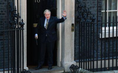 """Wielkie zwycięstwo Johnsona. """"31 stycznia nastąpi brexit"""""""