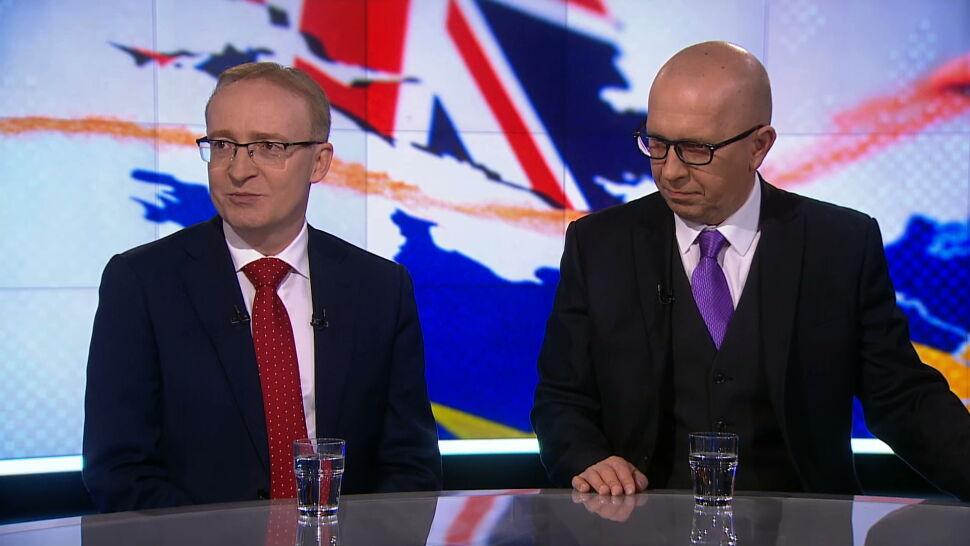 """""""Brytyjczycy głosowali w ciemno w referendum"""""""