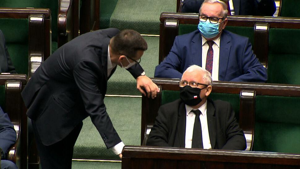 Kaczyński liczy na to, że PO poprze unijny budżet. Opozycja stawia warunki