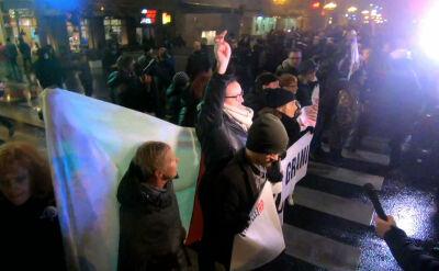 Wrocławski sąd uniewinnił osoby, które blokowały marsz narodowców