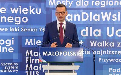 Premier musi sprostować swoje słowa na temat smogu w Krakowie