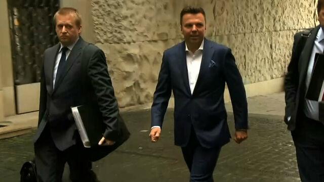 Marek Falenta został zatrzymany. Skazany biznesmen przebywał w Hiszpanii