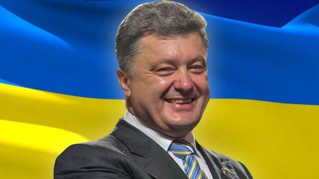 USA będą wspierać Poroszenkę  w budowie zjednoczonej Ukrainy