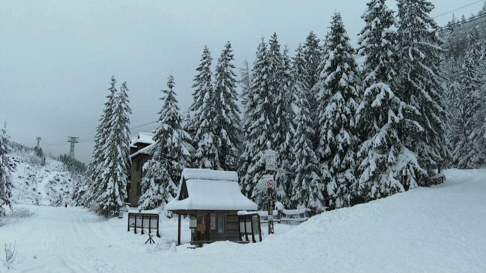 """Zimowa aura w górach. """"To jest coś niesamowitego"""""""