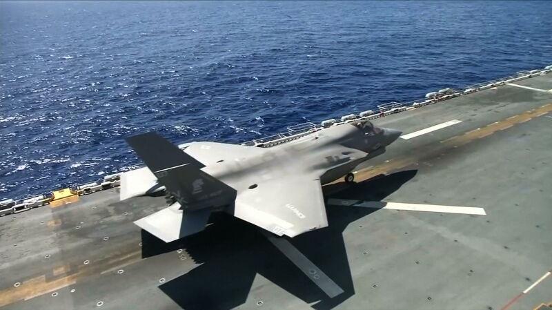 12.09.2019 | Polska może kupić myśliwce F-35 za 6,5 miliarda dolarów
