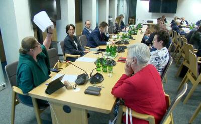 Tyrada Pawłowicz i brak głosu dla Rzecznika Praw Obywatelskich. Burzliwe posiedzenie sejmowej komisji