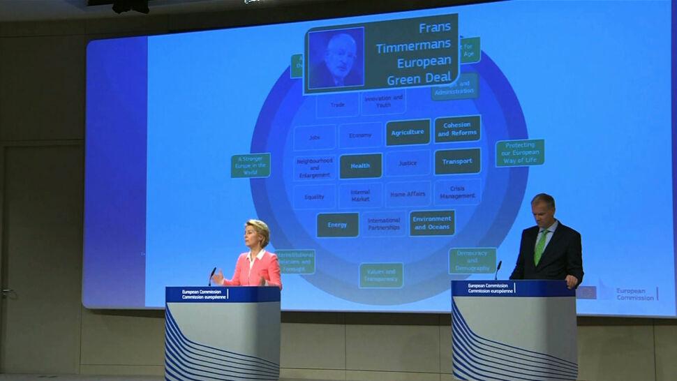 Ursula von der Leyen ogłosiła kandydatów na komisarzy. Musi zaakceptować ich Parlament Europejski