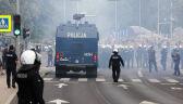 Duże emocje po wydarzeniach w Białymstoku. Próby zakłócenia marszu, 25 zatrzymanych