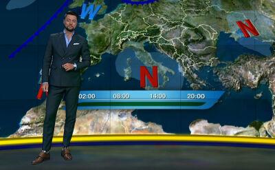 Prognoza pogody na wtorek 16 lipca