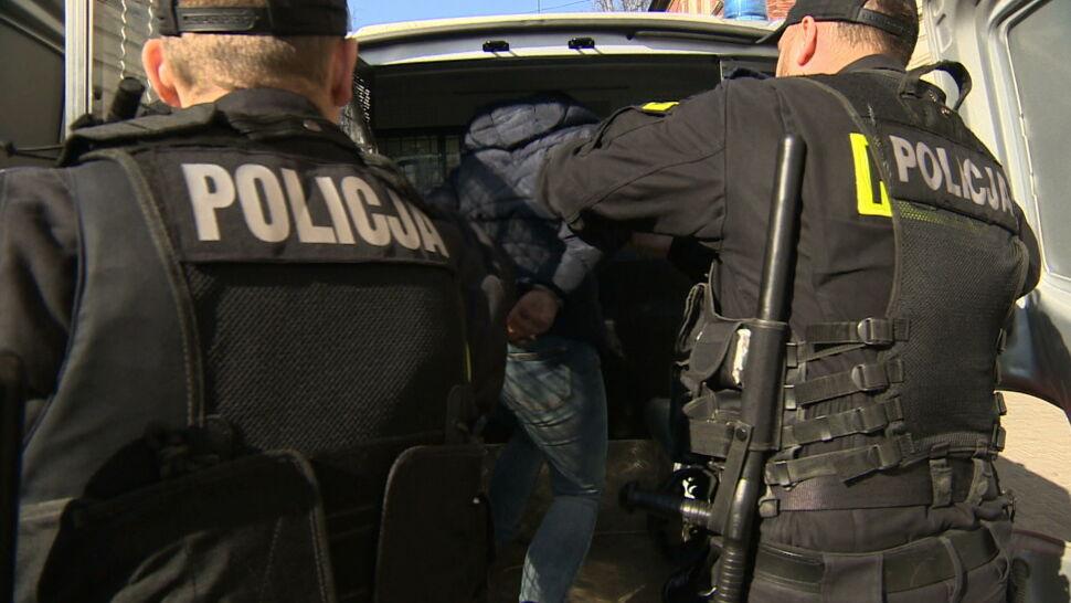 Matka czterolatka znalezionego w Katowicach i jej partner zatrzymani