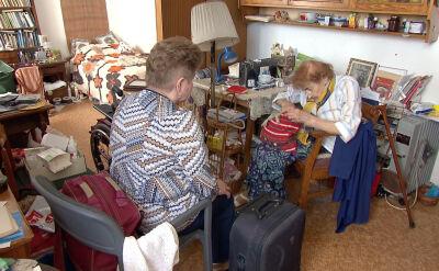 Spełniają marzenia byłej więźniarki Auschwitz. Podróż w Bieszczady i remont mieszkania