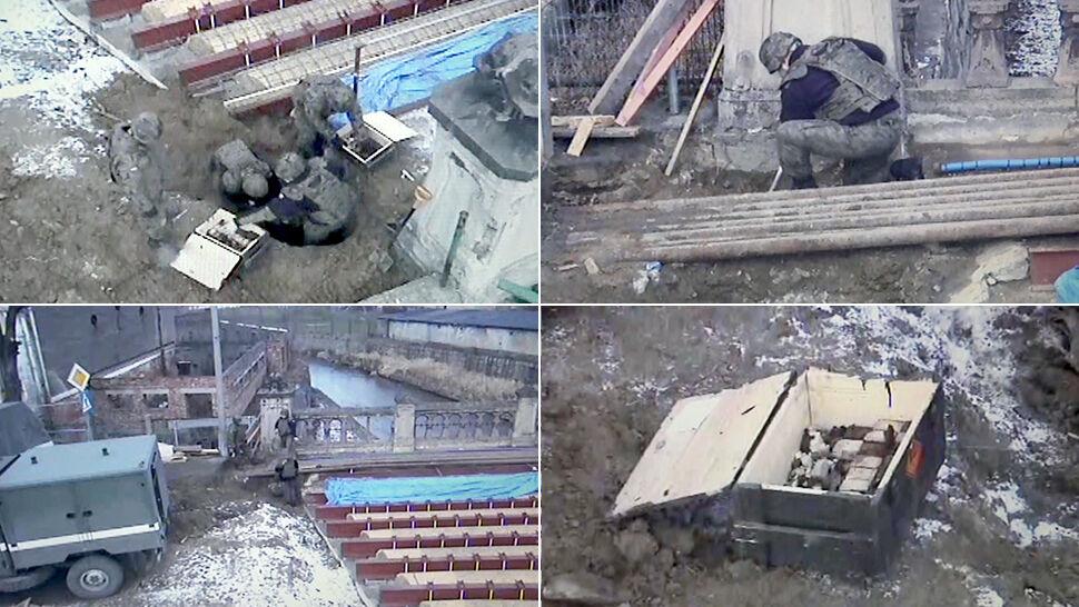 Kolejne niewybuchy przy moście w Dzierżoniowie. Ewakuowano 2 tysiące osób