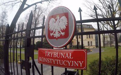 Prawo i Sprawiedliwość zgłosiło kandydatów do TK