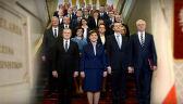 16.11.2015 | Nowy rząd złożył przysięgę w Pałacu Prezydenckim. Szydło: sprawy ojczyzny będą dla nas najważniejsze