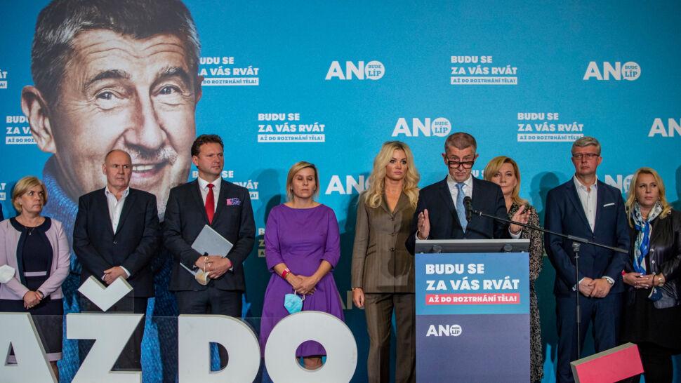 Powyborcza niepewność w Czechach. Partia urzędującego premiera z drugim wynikiem