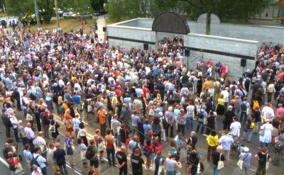 Marsz Pamięci. 77 lat temu zaczęła się wywózka Żydów do obozu w Treblince