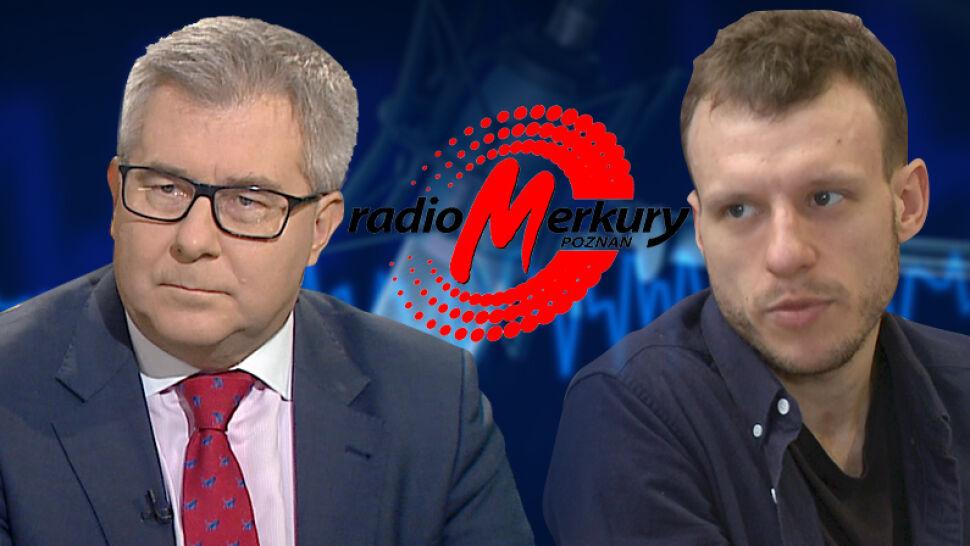 """Dziennikarz odsunięty od pracy po wywiadzie z europosłem PiS. """"Solidarność"""" krytykuje władze radia"""