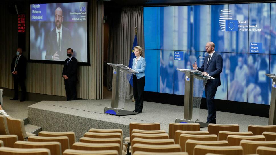 """Negocjacje w Brukseli zakończone porozumieniem. """"To historyczny moment w Europie"""""""