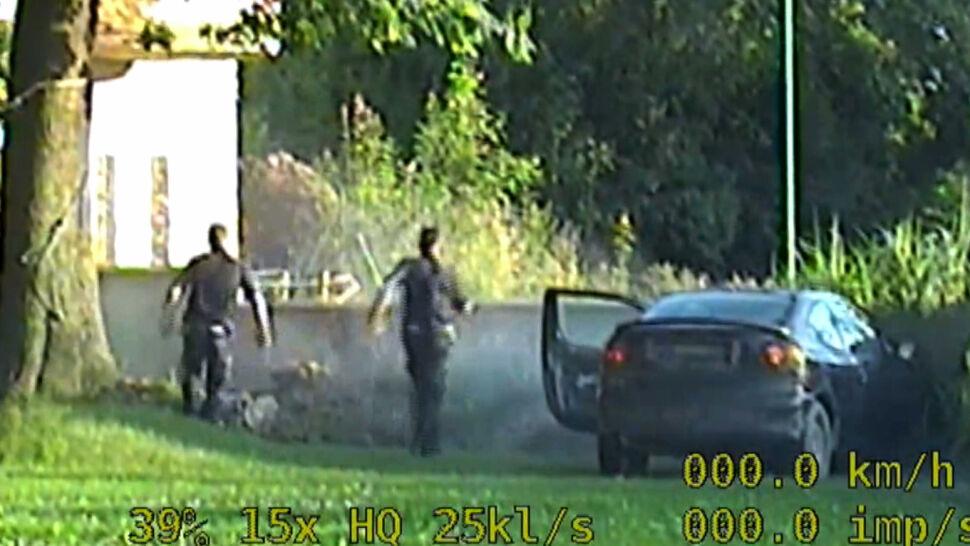 """Szaleńcza ucieczka przed policją. """"Wyglądało to dramatycznie"""""""