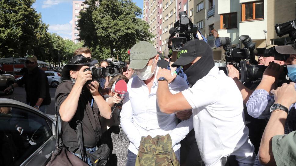 """Tymczasowy areszt dla Sławomira Nowaka. """"To polityczna ustawka"""""""
