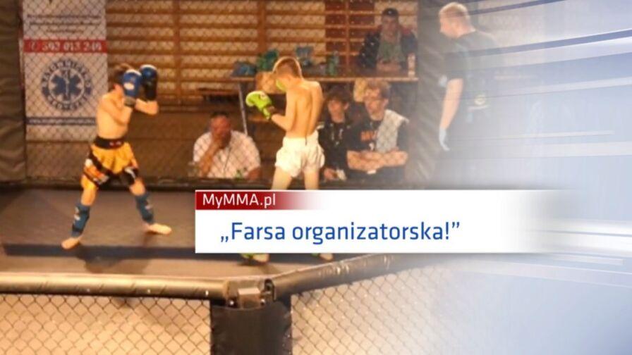 Rawicz: Walka 12-latków zakończona nokautem