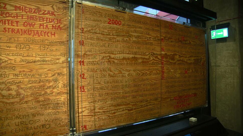 Spór o historyczne tablice. Narodowe Muzeum Morskie chce ich zwrotu