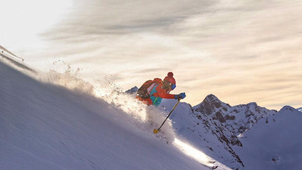 Anna Tybor zjechała na nartach z ośmiotysięcznika Manaslu. Nie korzystała z butli tlenowych