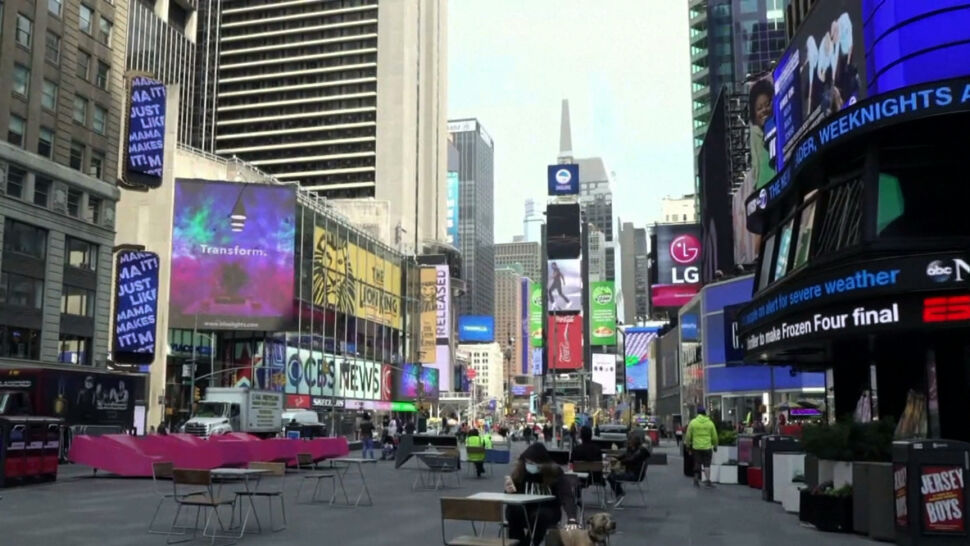 """Nowy Jork planuje znieść wszystkie obostrzenia. """"Nasz cel to 1 lipca"""""""