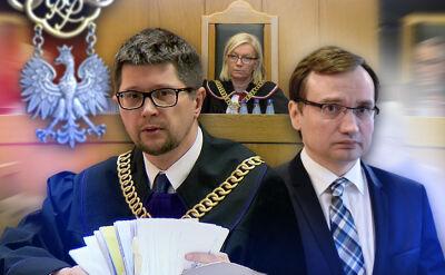 Sędzia zawiesił proces wytoczony Trybunałowi Konstytucyjnemu. Czeka na rozstrzygnięcie w sprawie wyboru prezes