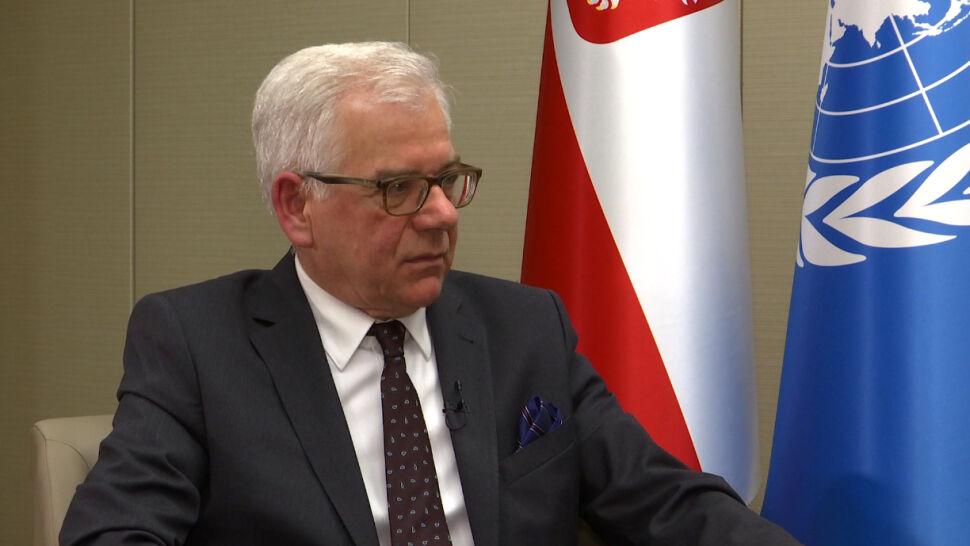 Szef MSZ: wizyta Tillersona to potwierdzenie zaangażowania w bezpieczeństwo regionu