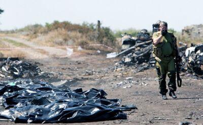 21.07.2014 | Ukraina: znaleziono wszystkie ciała ofiar zestrzelonego samolotu