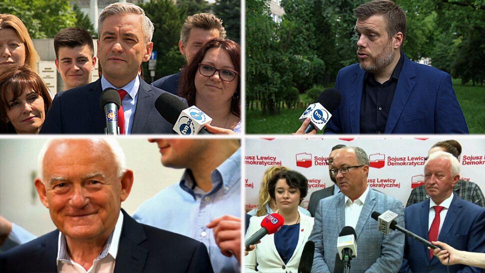 Będzie koalicja lewicy? Bierdoń zaprasza do rozmów