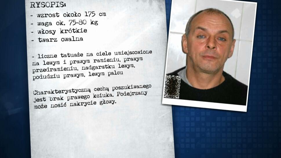 Marek Gieracz Miał Zabić Policja Go Szuka I Apeluje O