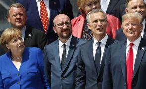 Szczyt bez dyplomatycznych uprzejmości. Starcie Trumpa z Merkel