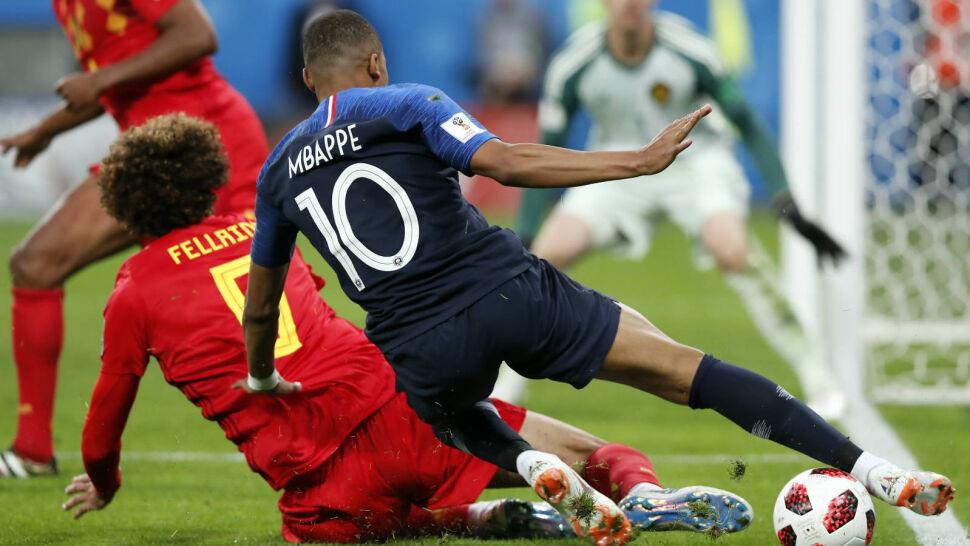 Francuzi cieszą się z awansu do finału mundialu
